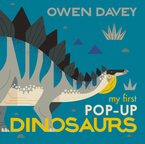 Vignette du livre My First Pop-Up Dinosaurs