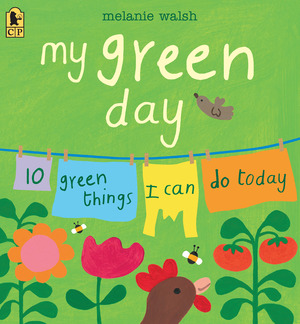 Vignette du livre My Green Day: 10 Green Things I Can Do Today