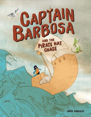 Vignette du livre Captain Barbosa and the Pirate Hat Chase