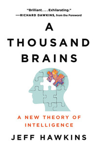 Vignette du livre A Thousand Brains