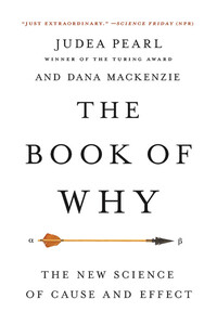 Vignette du livre The Book of Why