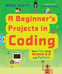 Vignette du livre A Beginner's Projects in Coding