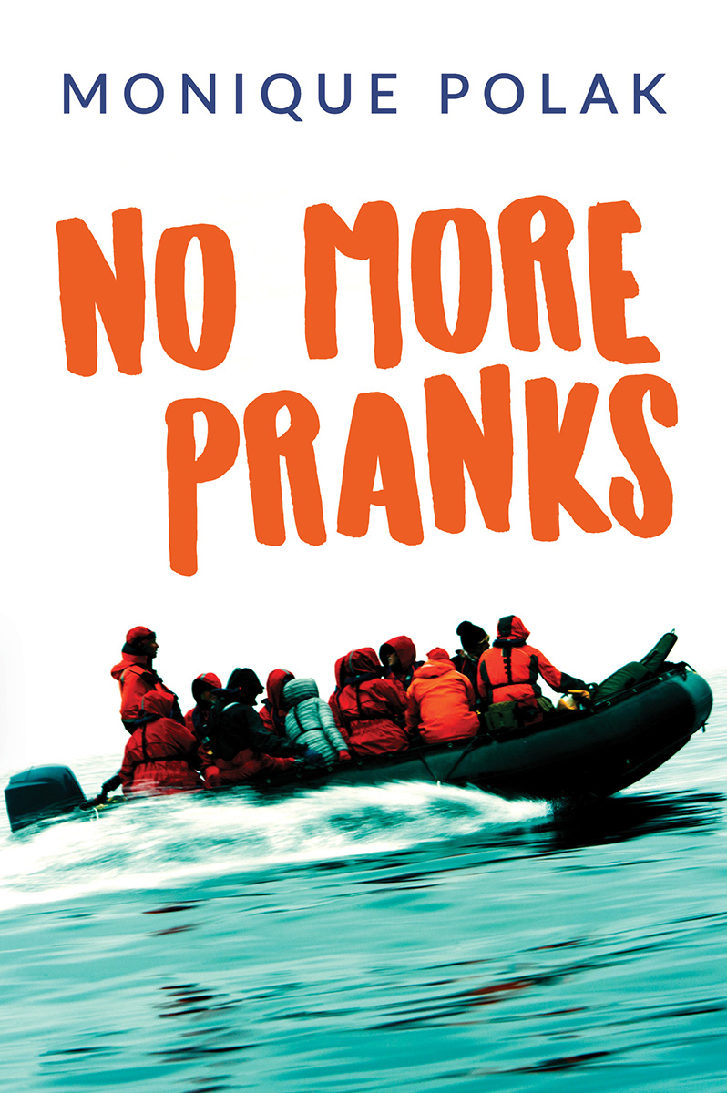 Vignette du livre No More Pranks