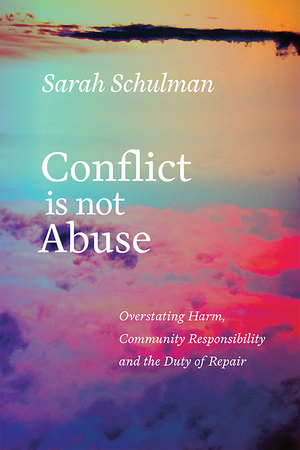 Vignette du livre Conflict Is Not Abuse