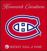 Vignette du livre Honoured Canadiens - Andrew Podnieks