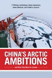 Vignette du livre China's Arctic Ambitions and What They Mean for Canada