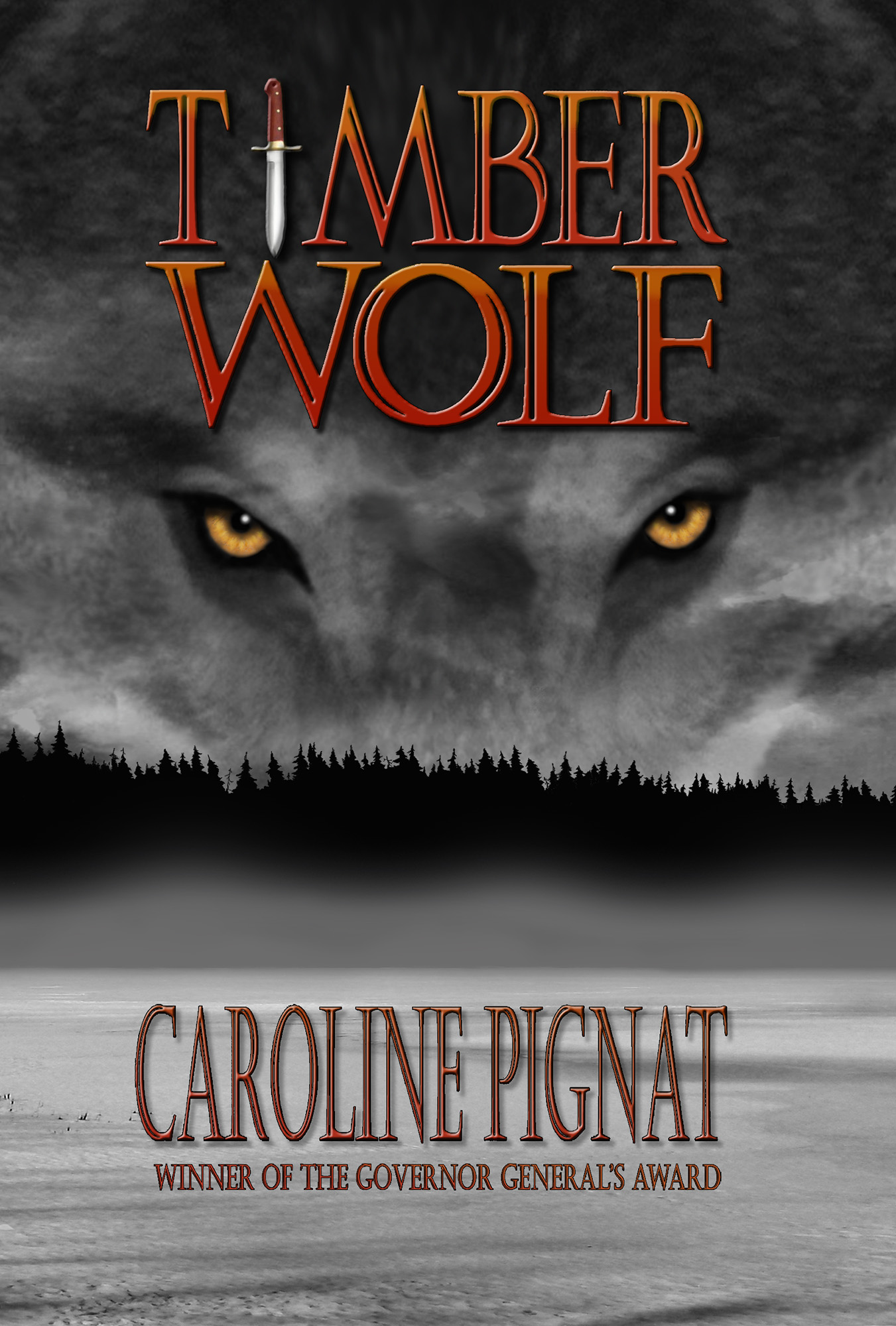 Vignette du livre Timber Wolf