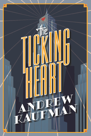 Vignette du livre The Ticking Heart