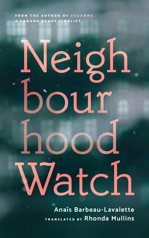 Vignette du livre Neighbourhood Watch