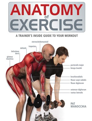 Vignette du livre Anatomy of Exercise