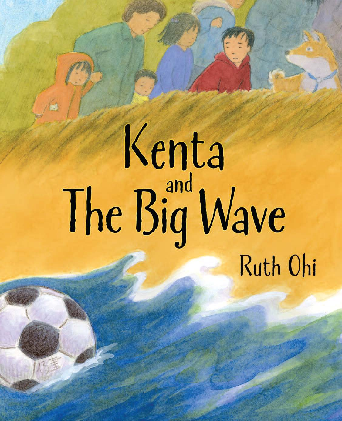 Vignette du livre Kenta and the Big Wave