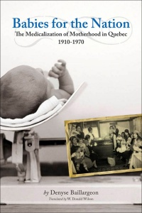 Vignette du livre Babies for the Nation