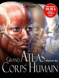 Grand atlas illustré du corps humain