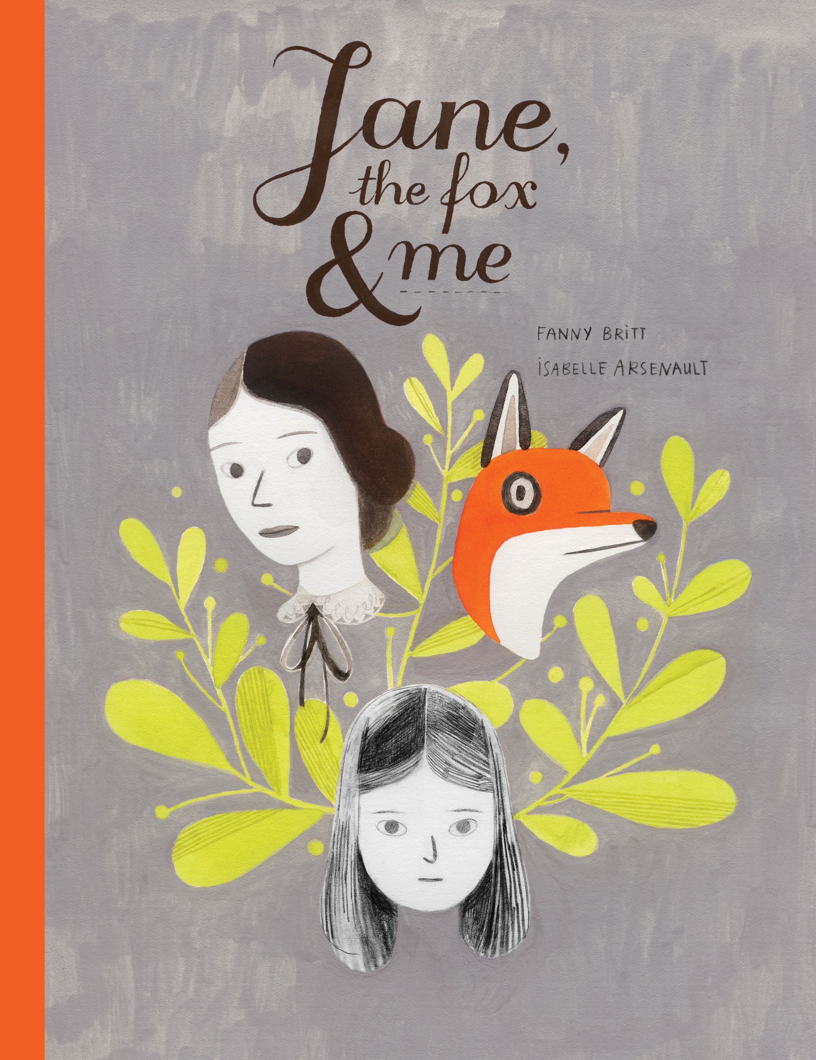 Vignette du livre Jane, the Fox and Me