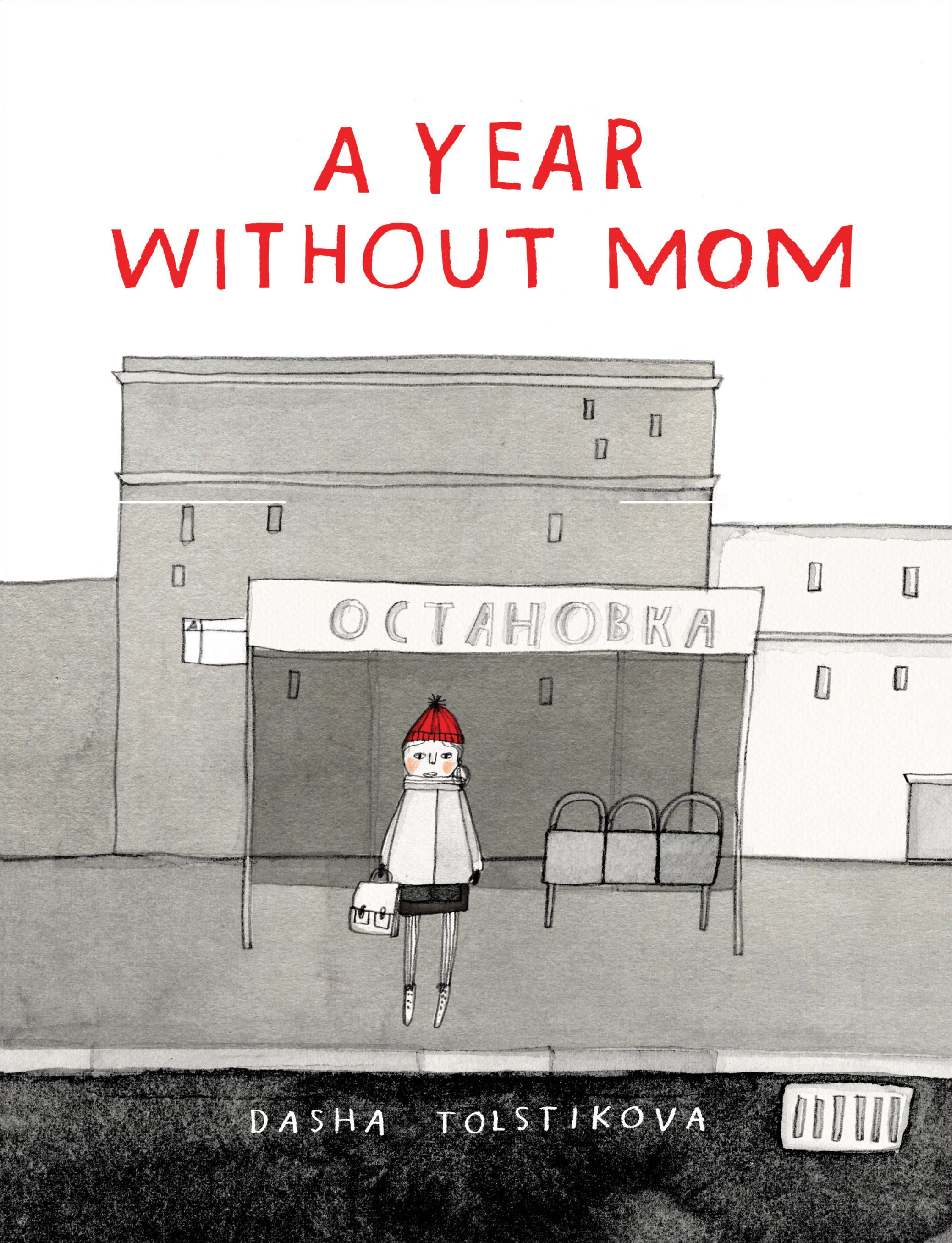 Vignette du livre A Year Without Mom