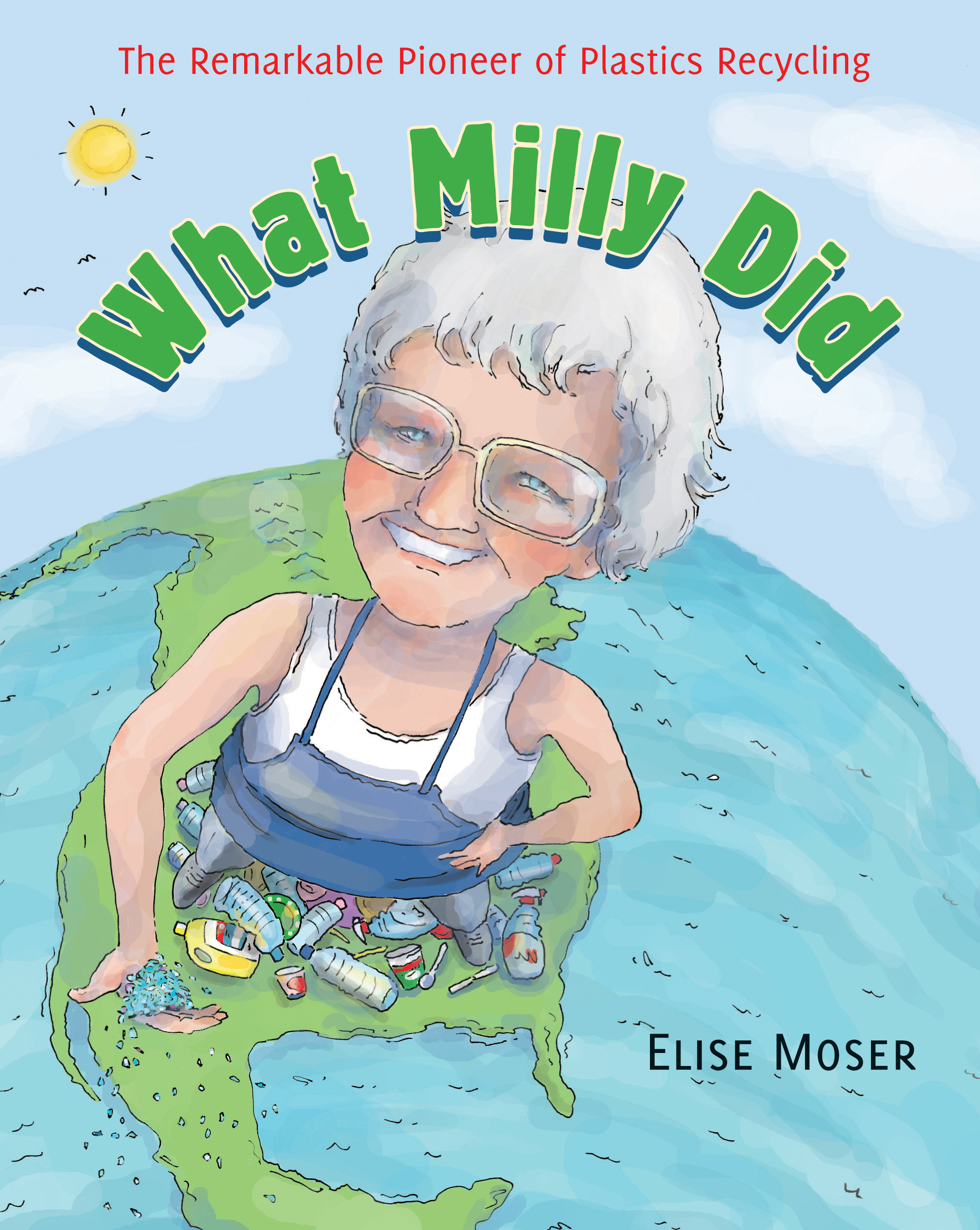 What Milly Did - Elise Moser