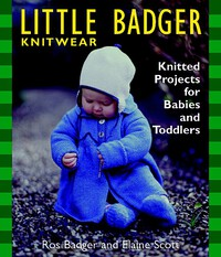Vignette du livre Little Badger Knitwear