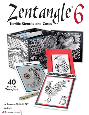 Vignette du livre Zentangle 6