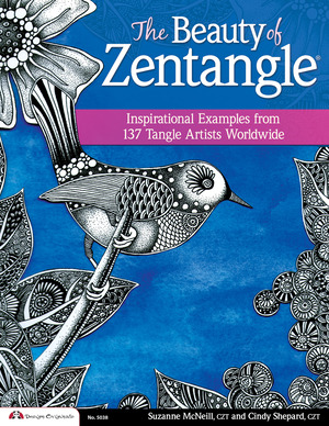 Vignette du livre The Beauty of Zentangle