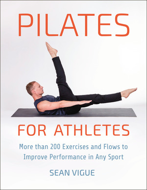 Vignette du livre Pilates for Athletes