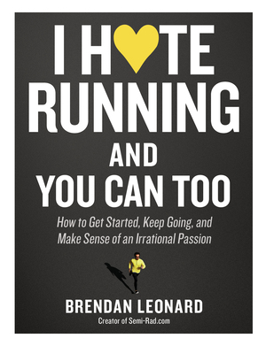 Vignette du livre I Hate Running and You Can Too
