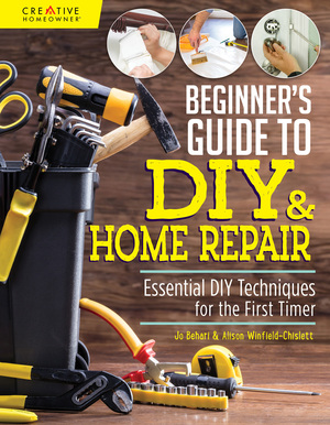 Vignette du livre Beginner's Guide to DIY & Home Repair