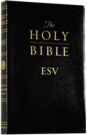 Vignette du livre ESV Gift and Award Bible (Black)