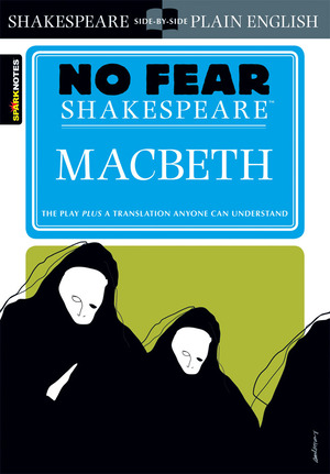 Vignette du livre Macbeth (No Fear Shakespeare)