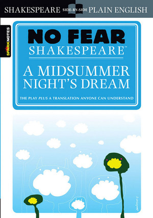 Vignette du livre A Midsummer Night's Dream (No Fear Shakespeare)