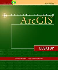 Vignette du livre Getting to Know ArcGIS Desktop
