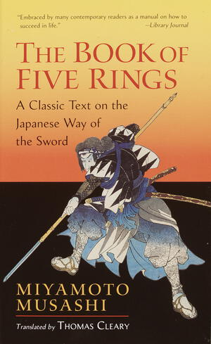 Vignette du livre The Book of Five Rings