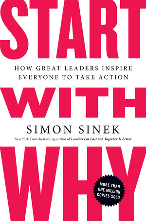 Vignette du livre Start with Why