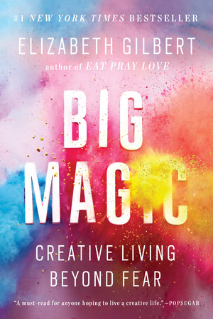 Vignette du livre Big Magic