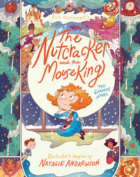 Vignette du livre The Nutcracker and the Mouse King: The Graphic Novel