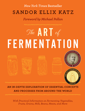 Vignette du livre The Art of Fermentation