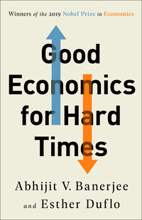 Vignette du livre Good Economics for Hard Times