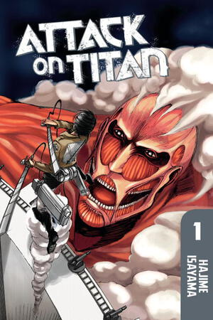 Vignette du livre Attack on Titan 1
