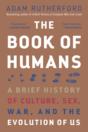 Vignette du livre The Book of Humans