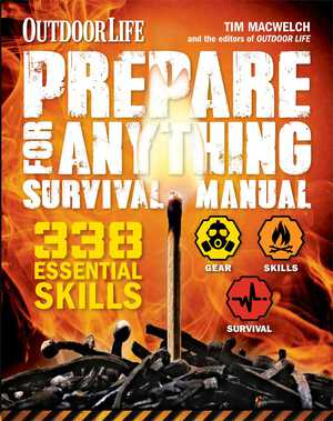 Vignette du livre Prepare for Anything (Outdoor Life)