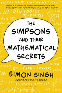 Vignette du livre The Simpsons and Their Mathematical Secrets
