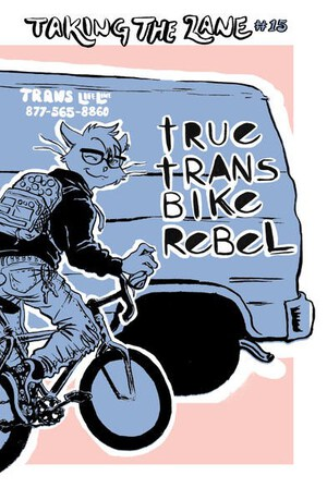 Vignette du livre True Trans Bike Rebel
