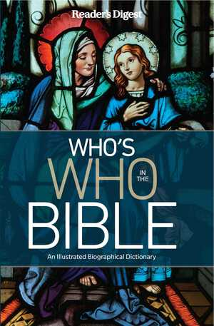 Vignette du livre Reader's Digest Who's Who in the Bible