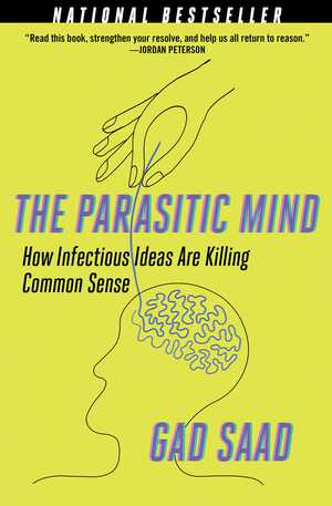 Vignette du livre The Parasitic Mind
