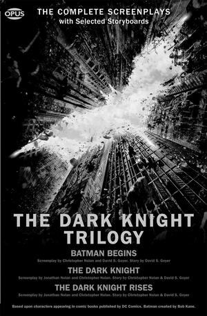 Vignette du livre The Dark Knight Trilogy