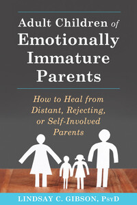 Vignette du livre Adult Children of Emotionally Immature Parents
