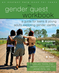 Vignette du livre The Gender Quest Workbook