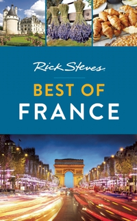 Vignette du livre Rick Steves Best of France