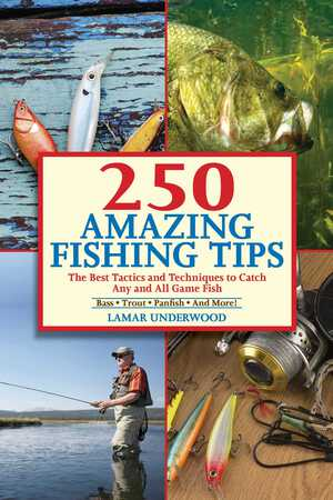 Vignette du livre 250 Amazing Fishing Tips