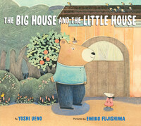 Vignette du livre The Big House and the Little House