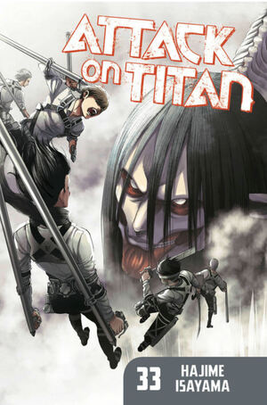 Vignette du livre Attack on Titan 33